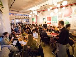 google s nyc pop up restaurant shows