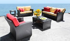 choosing sunbrella patio furniture by