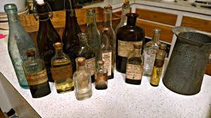 are your old bottles worth something