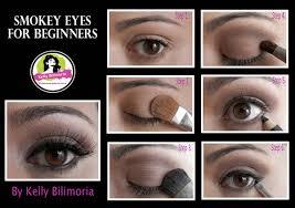 applying eye makeup in your 40s