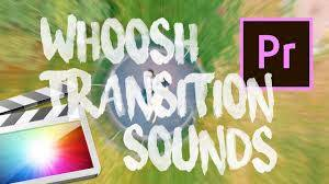 free whoosh transition sound effects