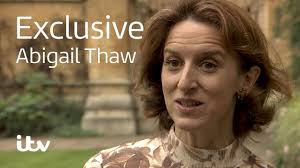 Endeavour |Abigail Thaw - Behind the Scenes | ITV - YouTube