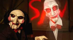 makeup billy the puppet saw
