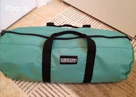 how to make a sandbag
