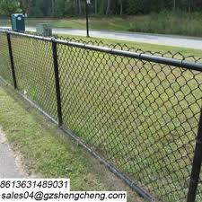 Chain Link Fence Buy Hot Galvanized Used Chain Link Fence For Sale Farm Fencing On China Suppliers Mobile 158972678
