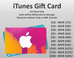how to use itunes gift card instead of