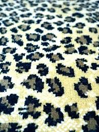 cheetah print rugs zebra print area rug