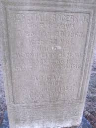 Abigail Rogers (Unknown-1859) - Find A Grave Memorial