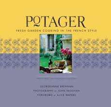 potager fresh garden cooking in the