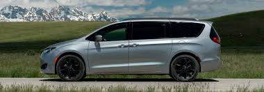 2020 chrysler pacifica penger and
