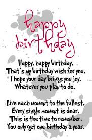 awesome happy birthday message quotes and images