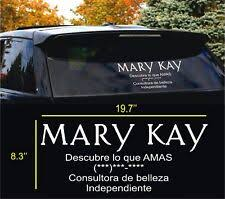 Car Truck Graphics Decals 2 Mary Kay Sticker Vinyl Decal For Car And Others Finish Glossy Motors Moonnepal Com