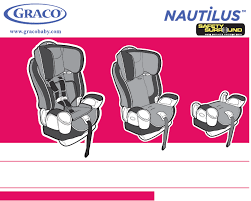 graco nautilus manual