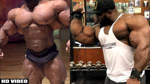 akim williams ifbb pro bodybuilder