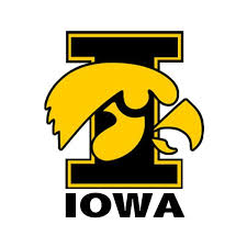 Iowa Hawkeyes Vinyl Decal I Logo Bumper Stickers Icon Free Icons Iowa Hawkeyes Iowa Hawkeye Football Hawkeyes