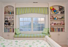 Bedroom Window Seat Traditional Kids New York By Tim Shea Final Stage Designs Llc