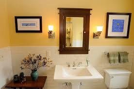 craftsman bathroom renovation