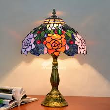 tiffany style table lamp beautiful