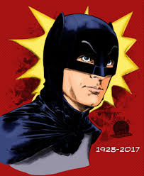 ArtStation - Adam West Batman, Cat Luniscia