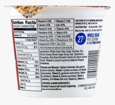 honey nut cheerios cereal cup gluten