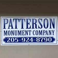 Patterson Monument Company - Funeral Service & Cemetery - Jasper, Alabama |  Facebook - 9 Reviews - 38 Photos