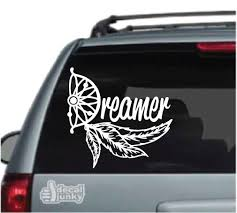 Dream Catcher Car Decals Stickers Decal Junky