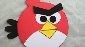 Como Hacer Una Invitacion De Angry Birds O Pajaros Furiosos