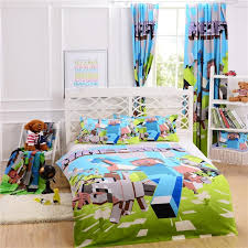 minecraft bedding set 3d kids bedding