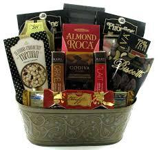 coffee or tea gift baskets
