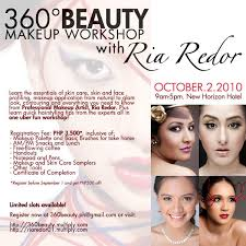 beauty make up work with ria redor