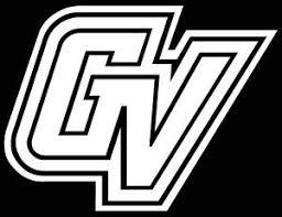 Grand Valley State Lakers Logo Car Decal Vinyl Sticker White 3 Sizes Ebay