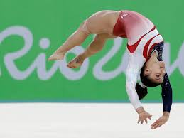 olympics floor gymnastics