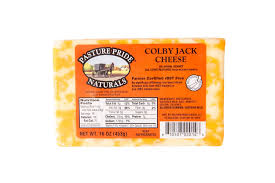 colby jack pasture pride cheese