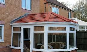 how much does a tiled conservatory roof