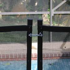 Water Warden 4 Ft X 12 Ft Pool Safety Fence Section The Home Depot Canada