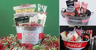 22 diy night gift basket ideas