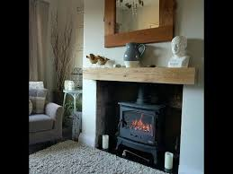 oak fireplace beams for mantles from