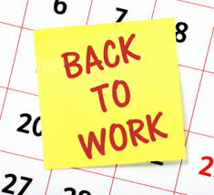 Returning To Work After Back Surgery | Dr. David Chang