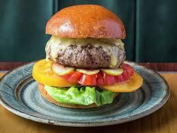 bread street kitchen burger recipe