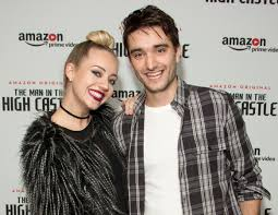The Wanted's Tom Parker welcomes first child with wife Kelsey Hardwick and  names baby girl Aurelia Rose