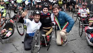 Alex Zanardi a Firenze - Alex Zanardi, come l'incidente in pista ...