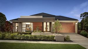 10 one story house designs modern