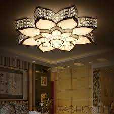 iron ceiling lights
