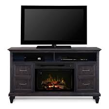 dimplex electric fireplace tv console
