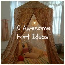Fort Ideas To Keep Your Kids Happy Indoors Home And Garden