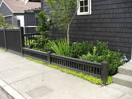 The Lottery Small Garden Fence Fence Design Fence Options