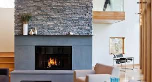 stone cladding on fireplaces need to
