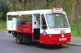 Image result for milk float