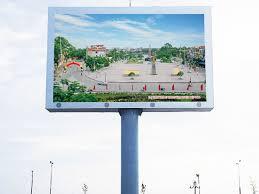 Ưu điểm màn hình led quảng cáo ngoài trời | Quảng Cáo Hà Tiến