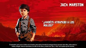 Hijo de John Marston y Abigail Roberts.... - Red Dead Redemption 2 ...